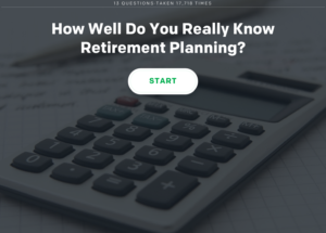 Consumer Reports Retirement Planning Quiz
